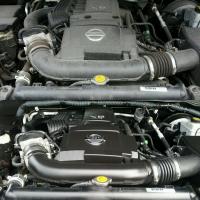 Nissan engine detailing